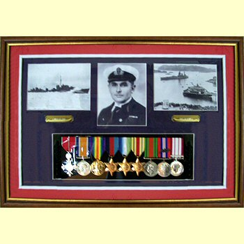 Honours and Awards, Military Medal Restoration and Display